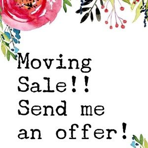 Other - Moving Sale! Bundle! Send Offers!